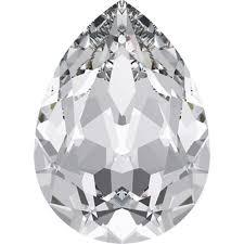 """""""<b>Сваровски</b>"""" <b>4320 Crystal</b> 18 х 13 мм кристалл в пакете <b>стразы</b> ..."""