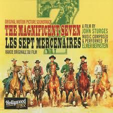 <b>Elmer Bernstein</b>. The Magnificent Seven. Original Motion Picture ...