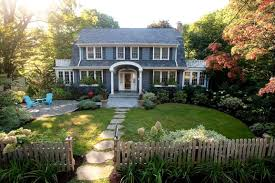 Flower Beds In Front Of House  carldrogo comFront of House Flower Garden Design Ideas