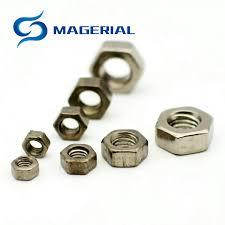 <b>Ti</b> Screw Nut M3 <b>M4</b> M5 M6 M8 M10 M20Titanium Flange Nut <b>Ti</b> ...