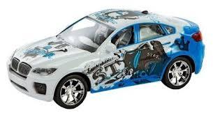 Гоночная <b>машина Пламенный мотор</b> BMW Уличные гонки (87418)
