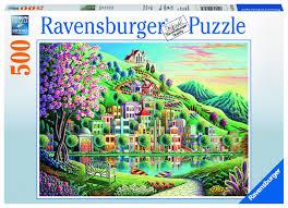 """<b>Пазл Ravensburger</b> """"<b>Цветочный парк</b>"""" 500 шт. арт.14798 ..."""