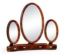 image of art deco style triple dressing mirror art deco style rosewood secretaire 494335