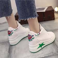 Online Shop <b>QIUBOSS New Women</b> Casual Shoes Summer ...