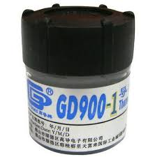 <b>30g</b> GD900-1 <b>Nanotechnology</b> Thermal Grease Contain Silver Heat ...