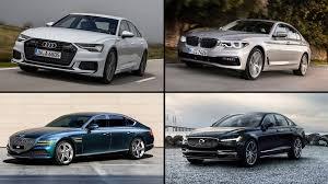 <b>Best Luxury</b> Midsize Sedans for 2020