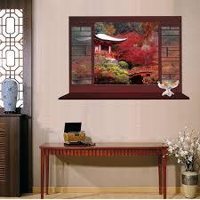 chinese style decor: chinese style decoration pegatinas de pared d pegatina decorativa ventana pegatinas paredes dormitorio papel de pared