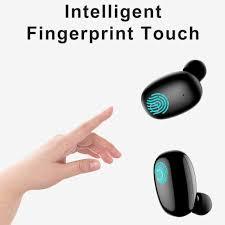 <b>A16 Tws Wireless</b> Headphones Earphone Bluetooth 5.0 LED ...