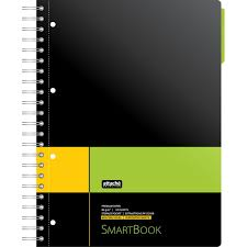 <b>Бизнес</b>-<b>тетрадь Attache Selection Smartbook</b> А4, 120 л., черная ...