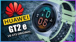 <b>Huawei GT2e</b> Vs <b>Huawei GT2</b> - What's the difference? - YouTube