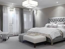 trendy bedroom decorating ideas home design: dove gray home decor a luxe modern bedroom in grey more lucite and textures and