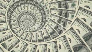 Image result for money in the spiritual realm pictures