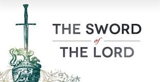 Image result for The sword of the Lord