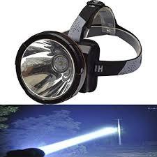 Odear <b>Super Bright</b> Headlamp <b>Rechargeable LED</b> Spotlight with ...