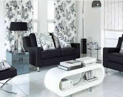 black and white living room ideas simple design black and white furniture