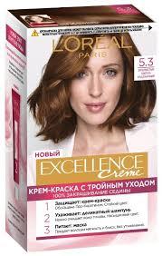 Купить L'Oreal Paris Excellence <b>стойкая крем-краска для</b> волос ...