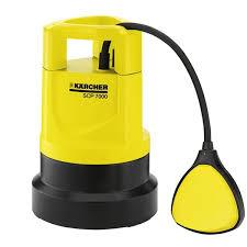 <b>Насос Karcher</b> SCP 7000 - <b>погружной</b> дренажный для чистой ...