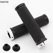 <b>1 pair bicycle handlebar</b> with <b>grips</b>