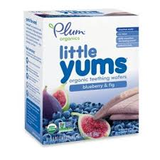 Plum Organics 6-Packs Of 3 <b>Little Yums</b> 6-Pack Blueberry & Fig ...