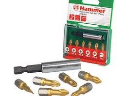 <b>Биты</b> - <b>Hammer</b> Werkzeug S.R.O.