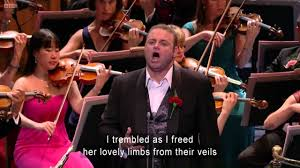 <b>Puccini</b> - E lucevan le stelle (Last <b>Night</b> of the Proms 2012) - YouTube