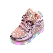 Toddler Kid Baby Girl Walking Shoes,Thenlian ... - Amazon.com