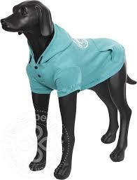 Купить <b>Толстовка для собак Rukka</b> Summer college бирюзовый ...