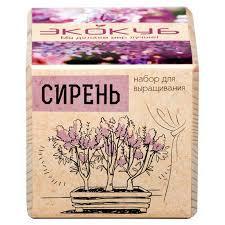 Набор для выращивания Эйфорд <b>Экокуб Сирень</b> Венгерская ...