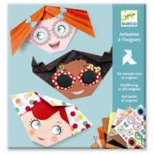 <b>Оригами DJECO</b> Милые личики - купить по лучшей цене в ...
