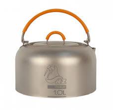 Титановый <b>чайник NZ</b> TK-101 Titanium Tea Kettle купить в ...