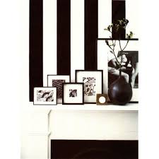 black white striped wallpaper saved by chic n cheap living black and white striped furniture
