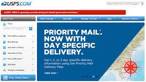 Servicio Postal de los Estados Unidos