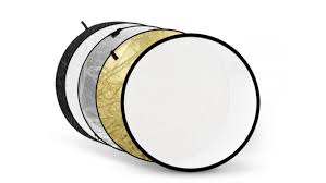<b>Светоотражатель Fujimi 60cm</b> White Gold Silver Black Diffuser <b>FJ</b> ...