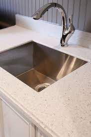 corian kitchen top: silver birch corian laundry countertop by atlanta kitchen