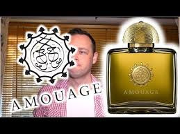 "Amouage ""<b>Jubilation 25 Woman</b>"" Fragrance Review - YouTube"