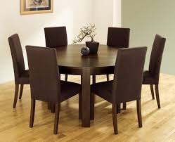 Round Dining Room Furniture Modern Small Dining Table Set Breakfast Nook Wood Patio Roof Porch