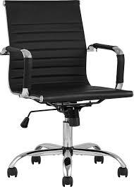 <b>Кресло офисное TopChairs City</b> S черный/хром купить за 6990 ...