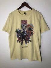 Однотонная расцветка <b>футболки Wutang</b> Brand Limited для мужчин
