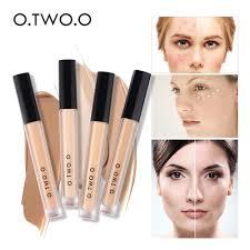 <b>O</b>.<b>TWO</b>.<b>O 4 Colors</b> Face Contour <b>Makeup</b> Liquid Concealer Base ...