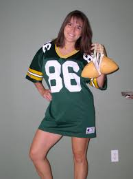 packer s fan fired for wearing a cheese bra mia quistorf full size