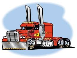 Image result for animated diesel truck clipart