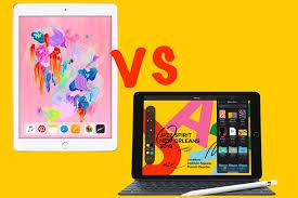<b>iPad</b> (2019) vs <b>iPad</b> (2018): What's changed in the new entry-lev