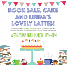 southern co op funeralcare in rowner host book cake and linda s book and cake a3 poster