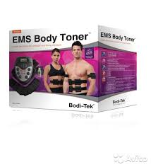 <b>Миостимулятор для тела</b> EMS <b>body</b> toner купить в Санкт ...