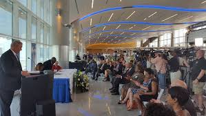 atls international terminal was the site of the sister airport signing ceremony atlanta tel aviv business