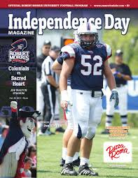 independence day magazine 9 3 11 by robert morris university independence day magazine 10 29 11
