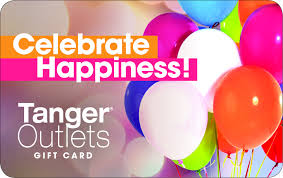 Gift Cards - Tanger Outlets