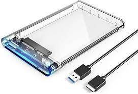 <b>ORICO 2.5 Inch</b> Hard Drive Enclosure USB 3.0 HDD Caddy Reader ...