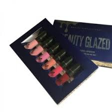 <b>Помада</b>-блеск Aliexpress Beauty <b>Glazed</b> Matte Liquid <b>Lipstick</b> Kit ...