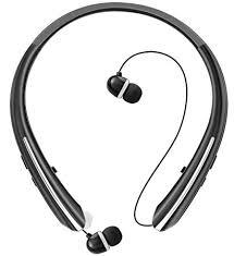 <b>Bluetooth Retractable Headphones</b>, <b>Wireless</b> Earbuds Neckband ...
